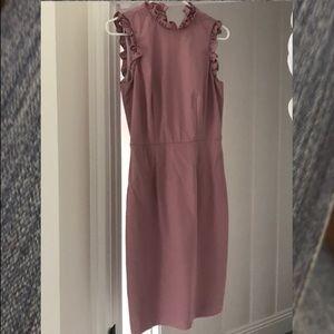 Rebecca Taylor Spring 2018 Dress